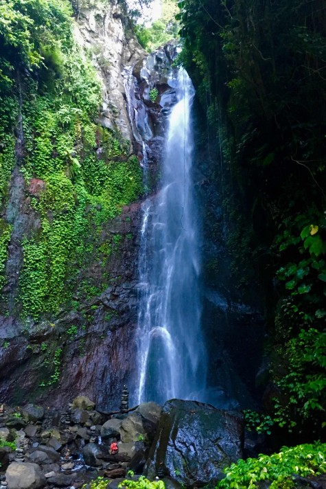 This is Les. Photo taken in or around Les Waterfall, Tulamben, Indonesia by Sally Arnold.