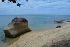 The best beach on Ko Samui