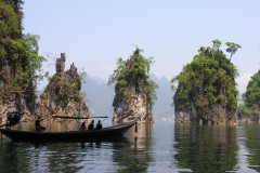 How to do Khao Sok national park independently