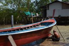 Visiting Ko Muk's fishing villages