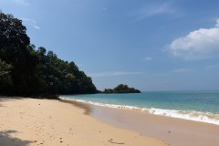 The beaches of Ko Phayam