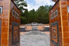 Tombs around Hue