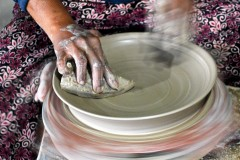 Andong Russei pottery village