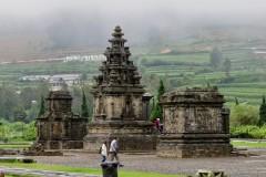 Dieng's Temples and Kawah Sikidang