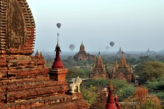 Central Plains of Bagan