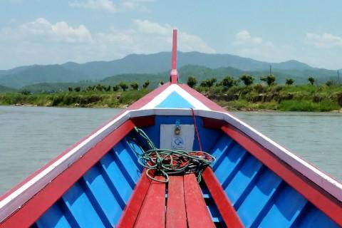Kok River boat cruise