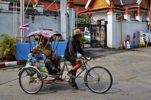 Chiang Rai City walking tour