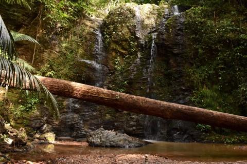 Caves and waterfalls on Ko Lanta