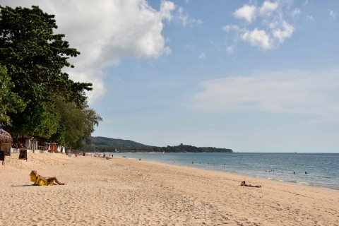 The beaches of Ko Lanta