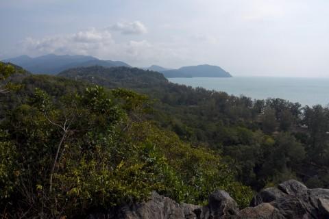 To Bu Cliff