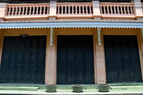 Yomjinda old town