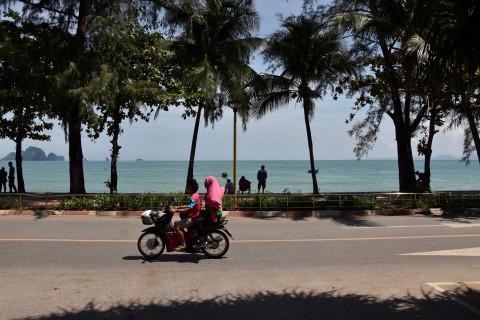 Beaches in the Ao Nang area