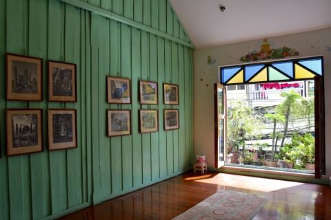 Charming Kathmandu Photo Gallery. Photo taken in or around Contemporary Bangkok galleries worth a look-see, Bangkok, Thailand by David Luekens.