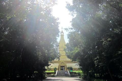 Wat Nong Pah Pong and Wat Pah Nanachat