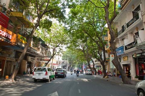 A weekend in Saigon