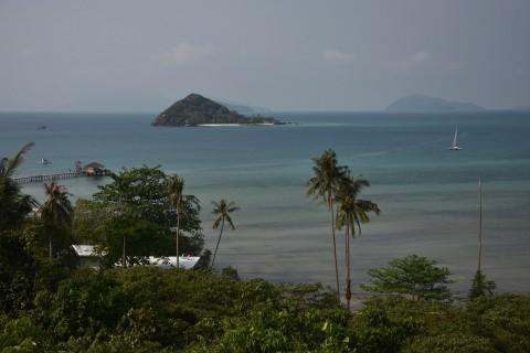 Other islands around Ko Mak
