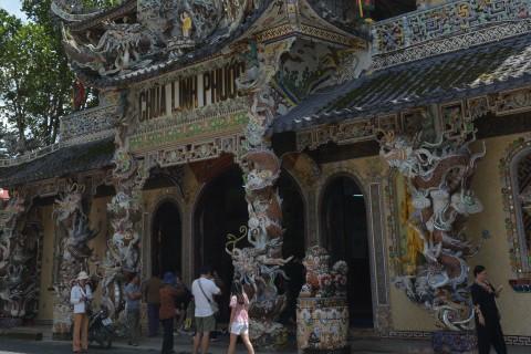 Linh Phuoc Pagoda