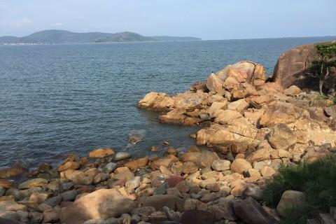 Queen's Beach, Han Mac Tu Tomb, Quy Hoa Beach and Leprosy Hospital
