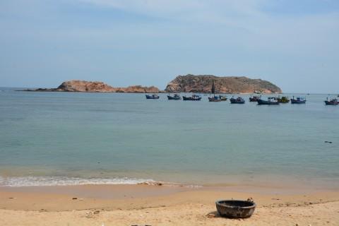 Phoung Mai Peninsula & Nhon Hai Village