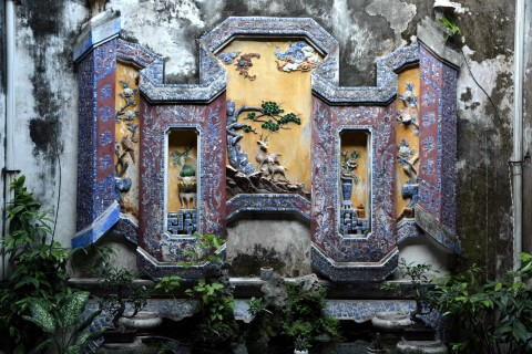 Self-guided tour of Hoi An's old town