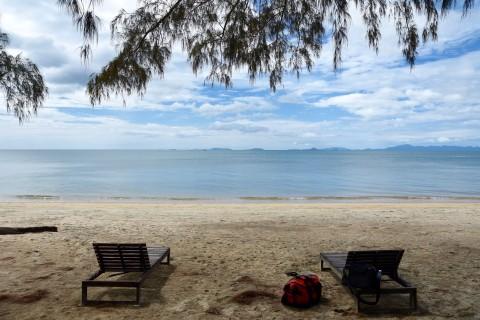 The beaches of Ko Chang Noi