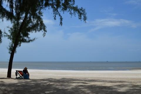 Beaches around Sam Roi Yot