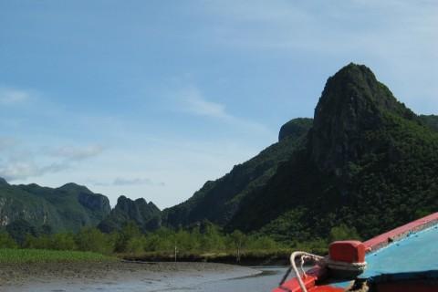 Khao Daeng Boat Trip