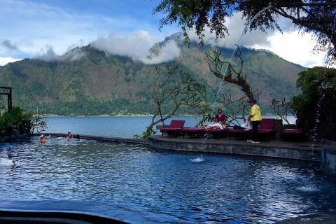 Toya Bungkah Hot Springs