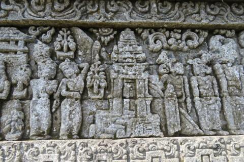 Singosari temples