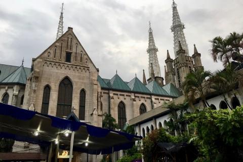 Central Jakarta's Historic Churches