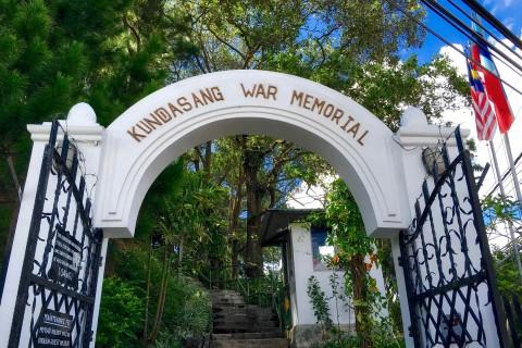 Kundasang War Memorial and Gardens