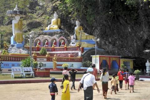 Kaw Kathaung Cave