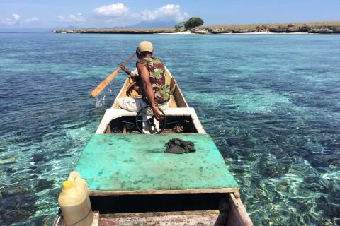 Pulau Lapang and Pulau Batang