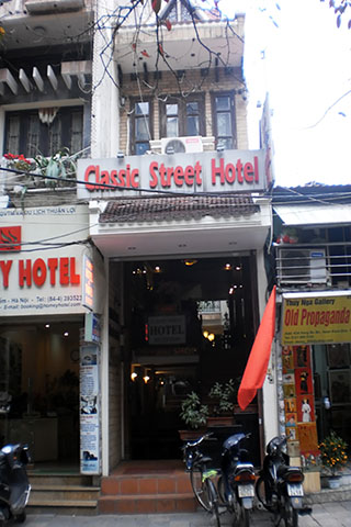 Classic Street Hotel (Pho Co Hotel)