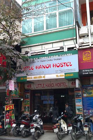 Little Hanoi Hotel