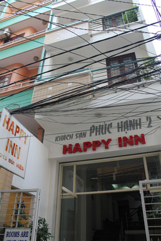 Happy Inn