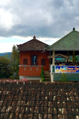 Taman Ayu Homestay and Warung