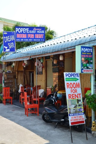 Popeye Guest House