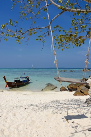 Where to stay on Ko Lipe?