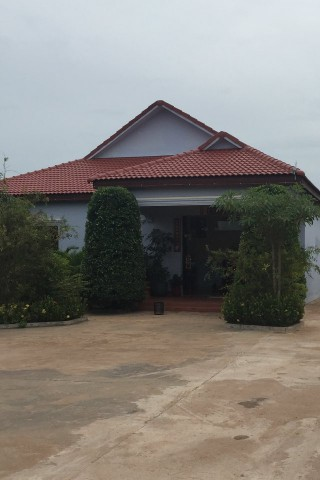 Oeng Kong Huy Guesthouse & Restaurant